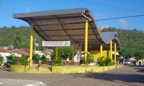 Ruy Barbosa - Praça de Eventos Miguel de Moura