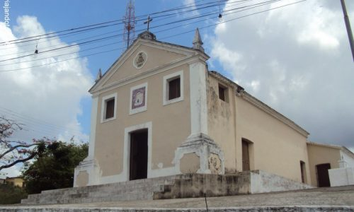 Salgadinho - Igreja de Nossa Senhora das Dores