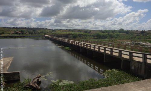 Salgado de São Félix - Barragem de Acauã Mirim