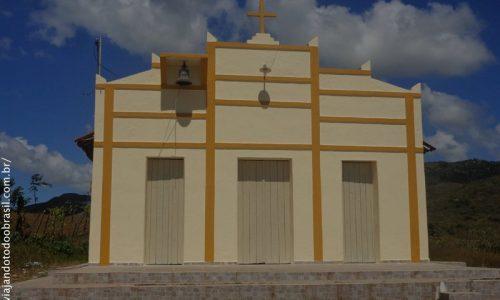 Salgado de São Félix - Igreja São José (Sítio Maria Melo)
