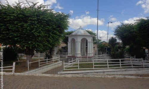 Salgado de São Félix - Praça José Silveira