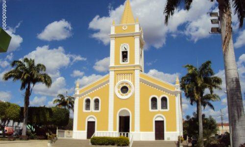 Salgueiro - Igreja de Santo Antônio
