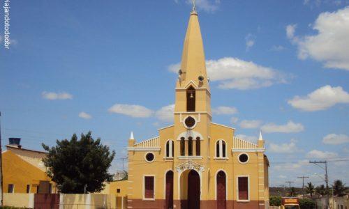 Saloá - Igreja de São Vicente de Paula