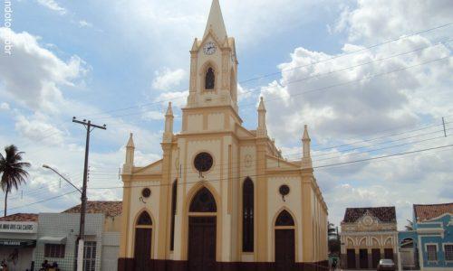 Sanharó - Igreja Coração de Jesus