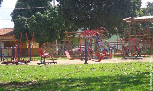 Santa Bárbara de Goiás - Academia da Saúde