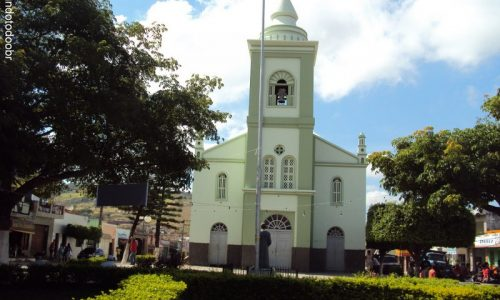 Santa Cruz da Baixa Verde - Igreja Matriz de Nossa Senhora do Perpétuo Socorro