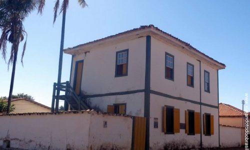 Santa Cruz de Goiás - Casa de Câmara e Cadeia