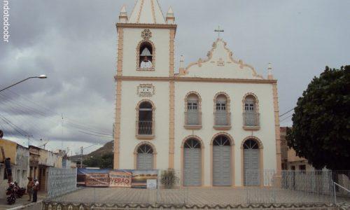 Santa Cruz do Capibaribe - Igreja Matriz de São Miguel e Senhor Bom Jesus dos Aflitos