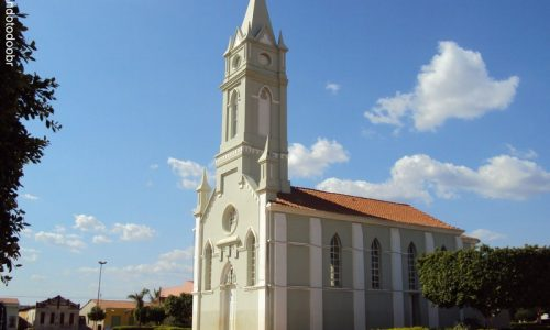 Santa Filomena - Igreja Matriz de Nossa Senhora dos Remédios