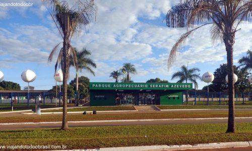 Santa Helena de Goiás - Parque de Exposições Agropecuárias Serafim Azevedo