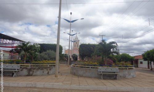 Santa Inês - Praça Marciana Vieira do Nascimento