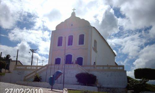 Santa Luzia do Itanhy - Igreja de Santa Luzia