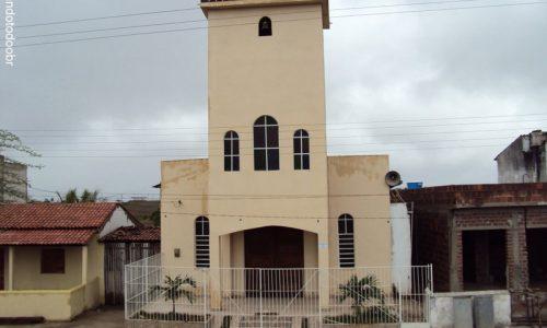 Santa Maria do Cambucá - Igreja de Nossa Senhora do Carmo