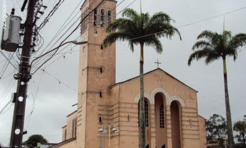 Santa Maria do Cambucá - Igreja de Nossa Senhora do Rosário