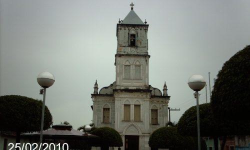 Santa Rosa de Lima - Igreja Matriz de Santa Rosa de Lima