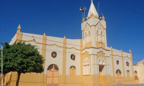 Santa Teresinha - Igreja Matriz Santa Terezinha