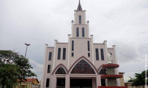Santa Terezinha de Goiás - Igreja Matriz de Santa Terezinha