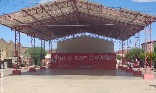 Santana de Mangueira - Área de Lazer 26 de Julho