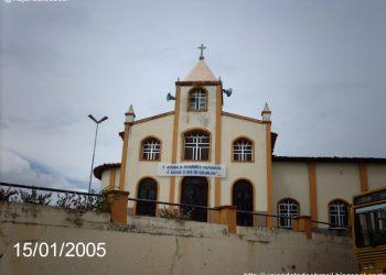 Santana do São Francisco - Igreja Matriz de Nossa Senhora de Santana