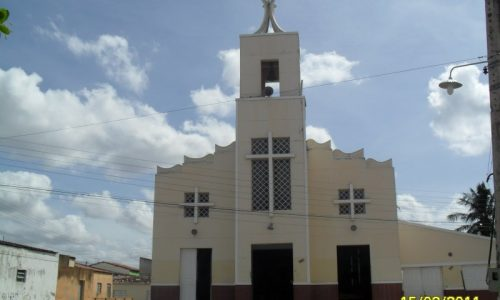 Santana do Ipanema - Igreja de São Cristóvão