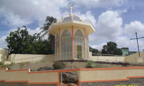 Santana do Ipanema - Santuário Santas Missões Populares