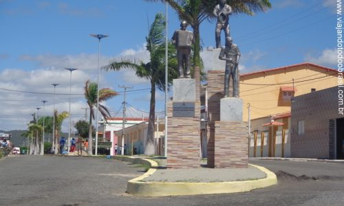 Santana do Seridó - Monumento ao Artista Regional
