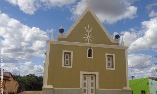 Santana dos Garrotes - Igreja São Sebastião