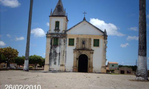 Santo Amaro das Brotas - Igreja de Santo Amaro