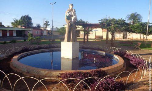 Santo Antônio de Goiás - Imagem em homenagem a Santo Antônio