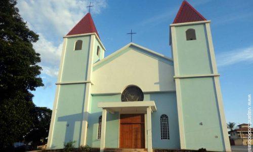 Santo Antônio do Descoberto - Igreja de Nossa Senhora de Lourdes