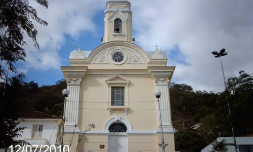 Sapucaia - Igreja Matriz de Santo Antônio