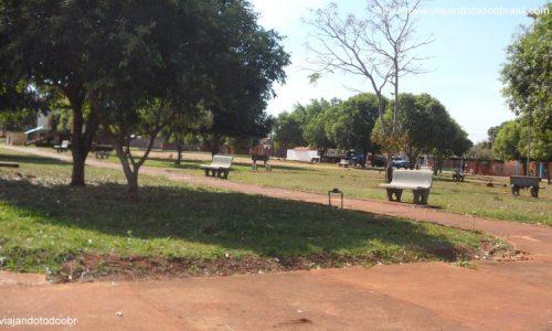 Selvíria - Praça da Rodoviária