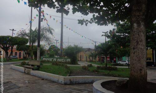 Serra da Raiz - Praça Iniguaçu