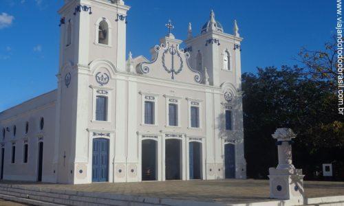Serra Negra do Norte - Igreja Nossa Senhora do Ó