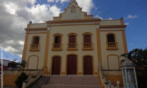Serra Redonda - Igreja de São Pedro