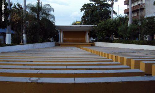Serra Talhada - Praça Agamenon Magalhães