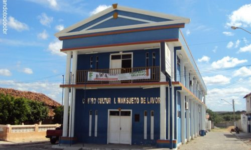 Serrita - Centro Cultural Mansueto de Lavor