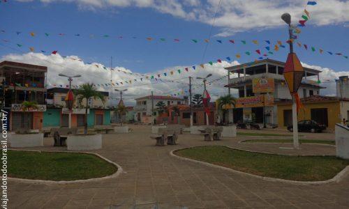 Sertãozinho - Praça Edmilson Ribeiro do Amaral
