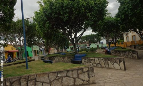 Sertãozinho - Praça Frei Damião