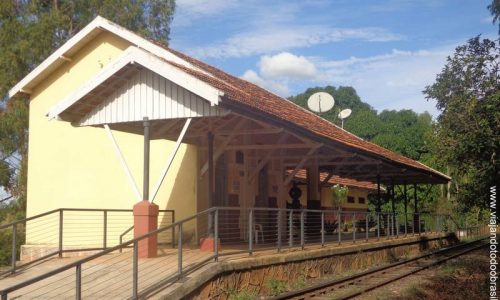 Silvânia - Antiga Estação Ferroviária