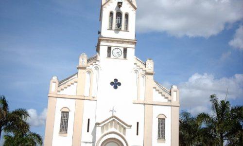Simão Dias - Igreja Matriz de Nossa Senhora Santana