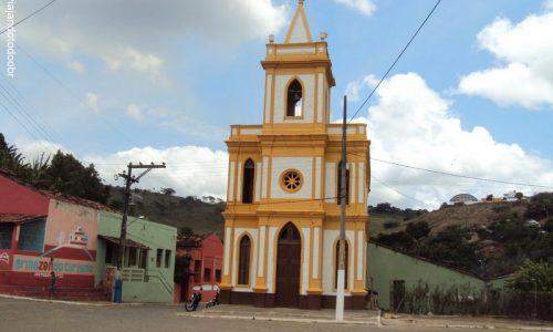 São Benedito do Sul - Igreja de Santo Antônio