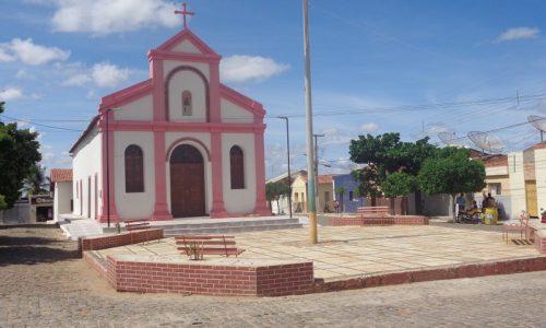 São Bento do Trairí - Igreja São Sebastião