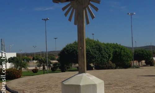 São Domingos - Cruzeiro na Praça Filinto Martins de Sousa