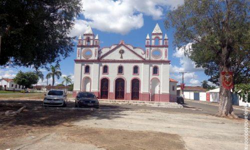 São Domingos - Praça da Igreja Matriz de São Domingos de Gusmão