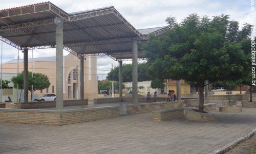 São Fernando - Praça de Eventos José Josias Fernandes