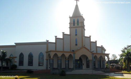 São Gabriel do Oeste - Igreja de São Gabriel