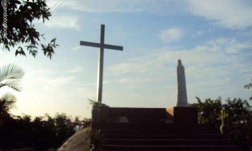 São Joaquim do Monte - Cruzeiro do Santuário de Frei Damião