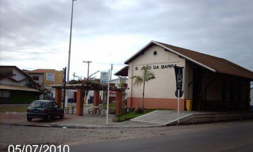 São João da Barra - Antiga Estação Ferroviária