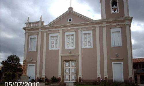 São João da Barra - Igreja de São Sebastião